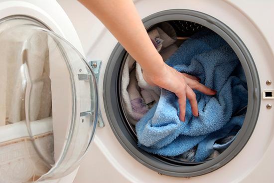 стиральная машина слабо крутит барабан